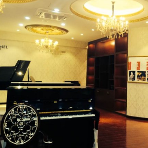 周广仁钢琴艺术中心人多