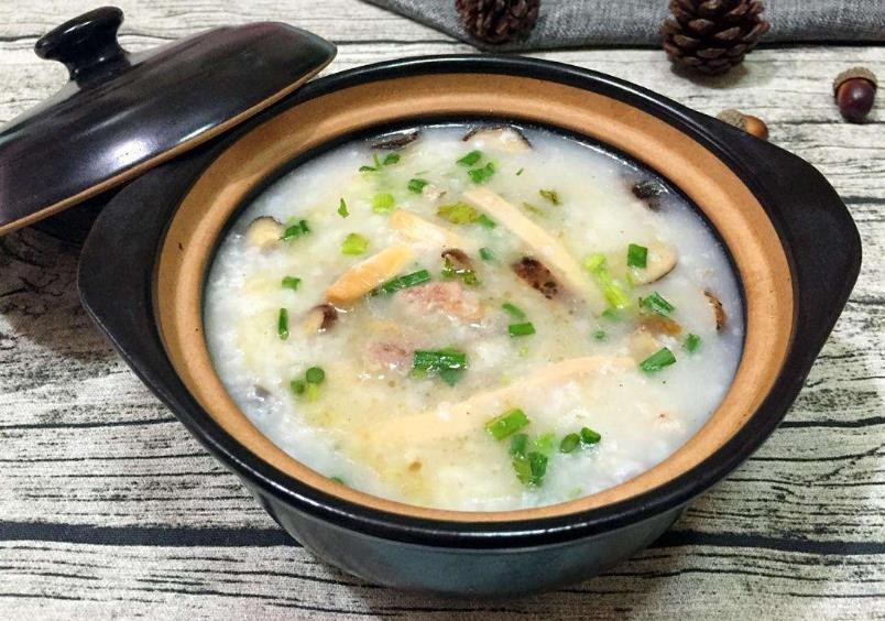 标记潮州砂锅粥