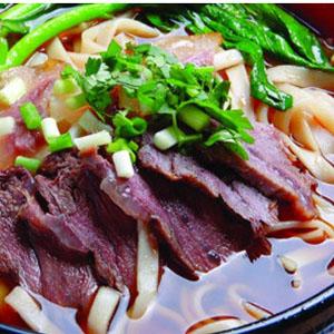 掰哥蔬菜营养牛肉面