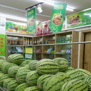 百果优水果超市西瓜