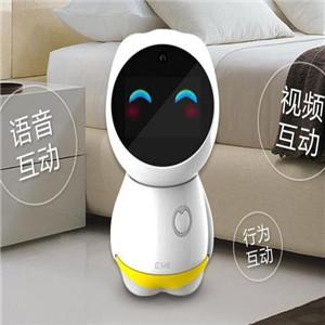 麥麥育兒機器人黃白