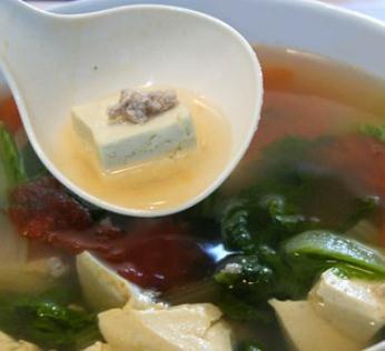 本榜三鲜汤营养