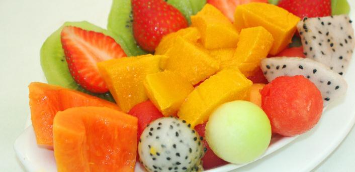 神鮮果匯水果拼盤