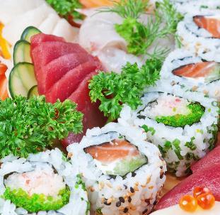 本季月日本料理寿司