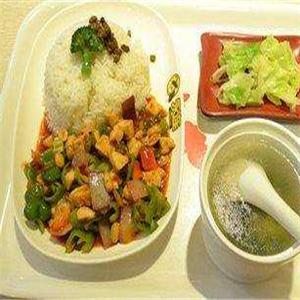 张素芝快餐店中餐