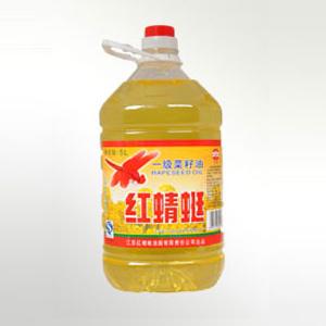 紅蜻蜓菜籽油放心產品