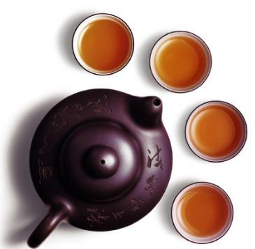 尚岩茶具斟茶