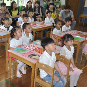 行知实验幼儿园硬件强