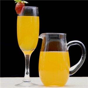 鲜果水吧橙汁