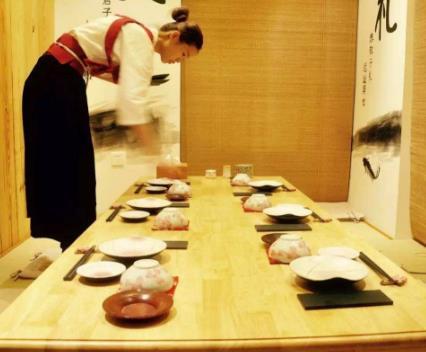 烟花炉端烧日本料理