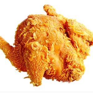 堡先生炸鸡汉堡肉质鲜嫩