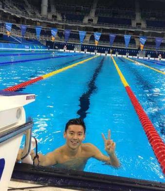 帥微游泳館專業教練