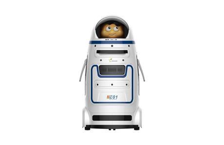 进化者机器人小胖