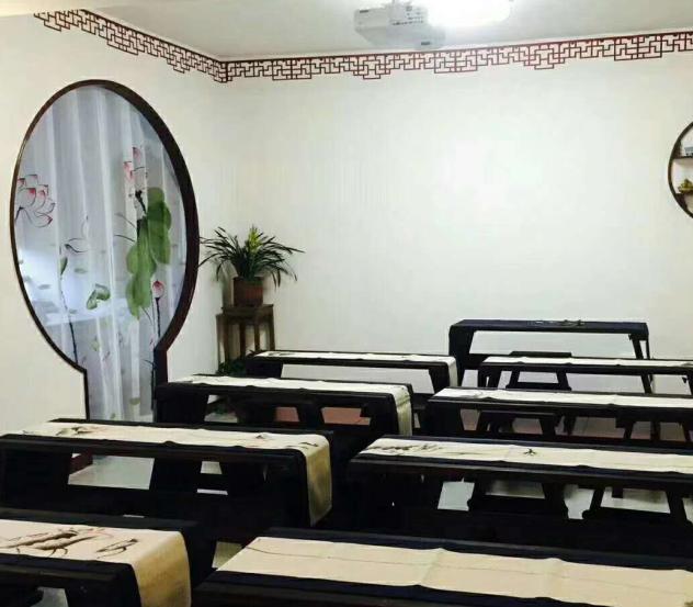 慧时光女子学堂文化会所教室