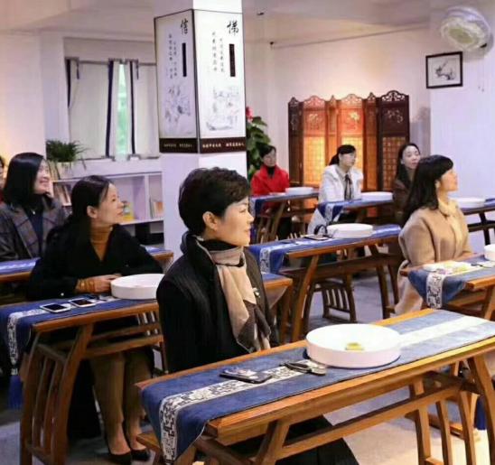 慧时光女子学堂文化会所听课