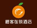 橙客酒店品牌logo