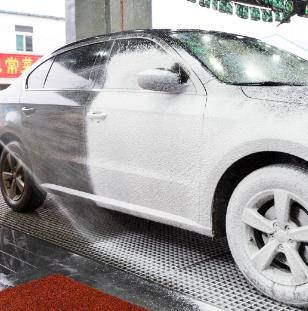 星光大道洗车