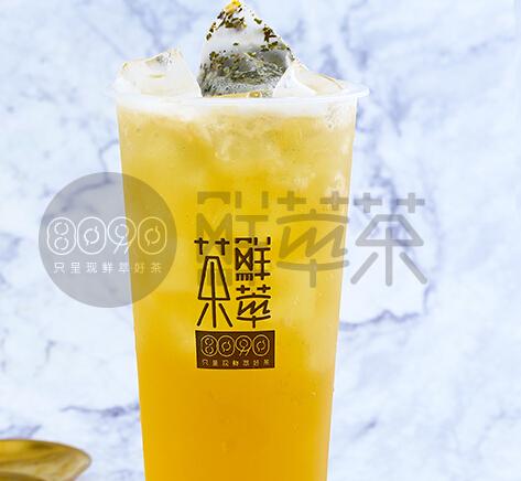 8090鲜萃茶清凉