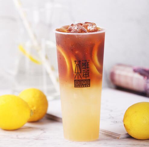 8090鲜萃茶柠檬