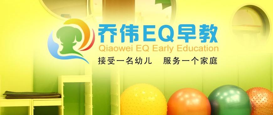 乔伟EQ早教孕婴教育加盟
