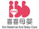 喜喜月子會所品牌logo