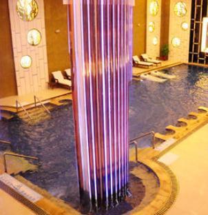 圣淘沙國際水療會所浴池