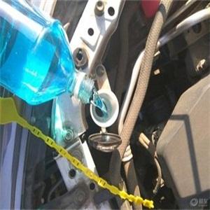 卡罗拉玻璃水液体
