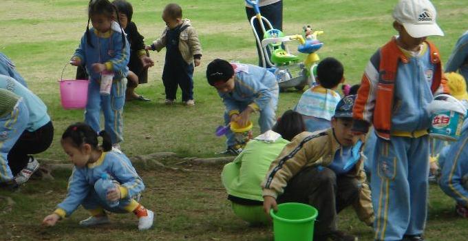 海山中英文幼儿园时尚