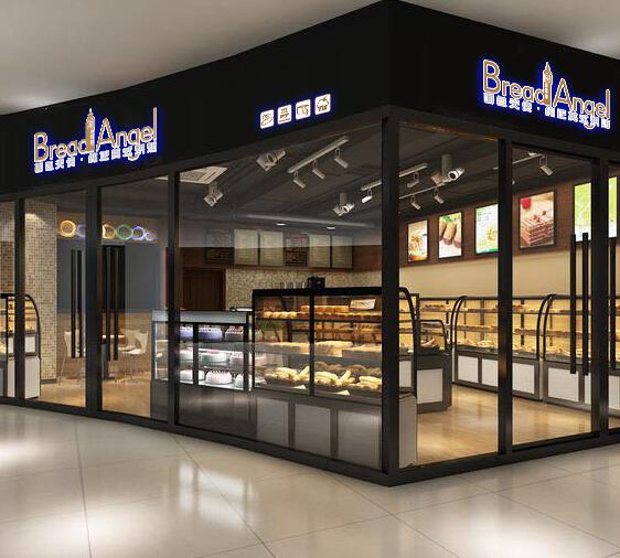 面包天使英式烘焙店铺