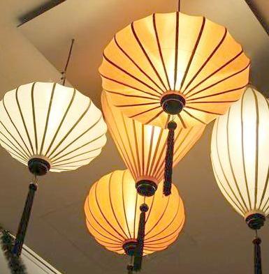 百灵鸟灯具中式灯