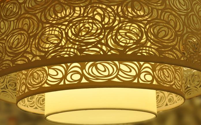 百灵鸟灯具现代