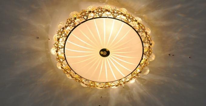 斯特丹灯具圆灯