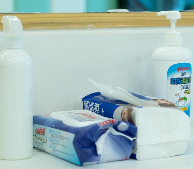 汇美国际托婴中心清洗