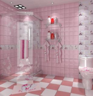 博明翰  伯明翰自热地砖浴室