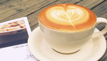 百米阳光咖啡加盟