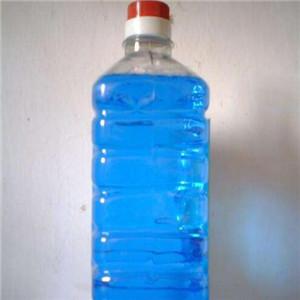 明庭玻璃水红瓶