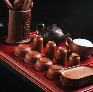 尚岩茶具材料