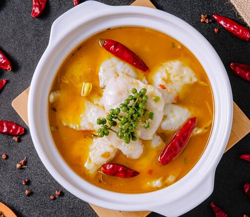 湘口福酸菜鱼好吃