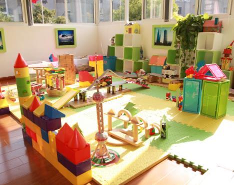 南师大附属幼儿园玩具屋