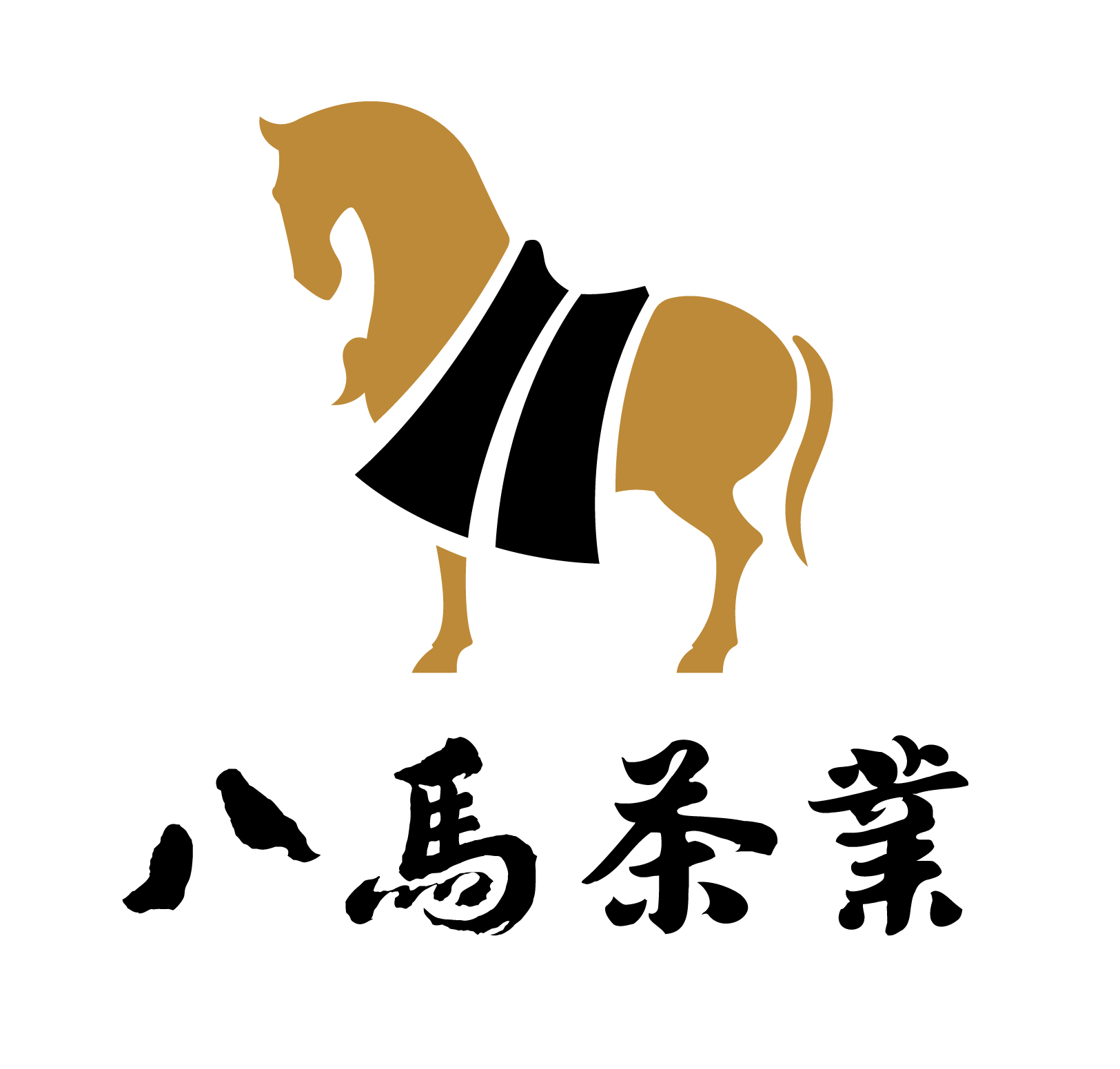 八馬茶業品牌logo