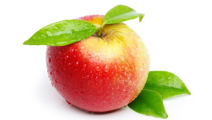 堡堂面业苹果