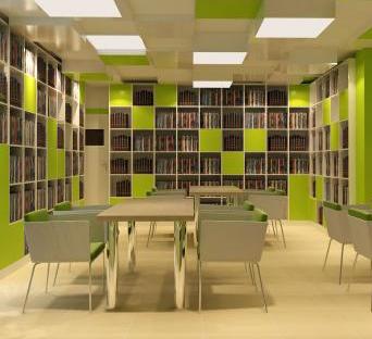 安博教育阅览室