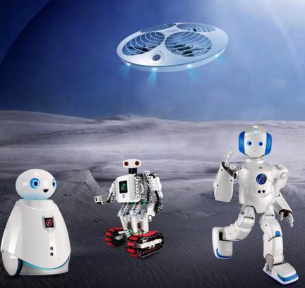 未來伙伴機器人品牌機器人