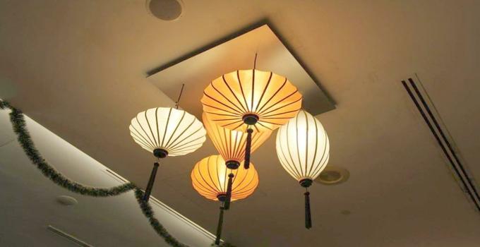 斯特丹灯具伞灯