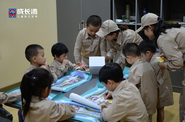 成长湾儿童职业体验馆部分