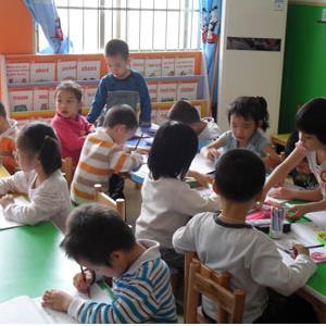 小红帽幼儿园连锁学生