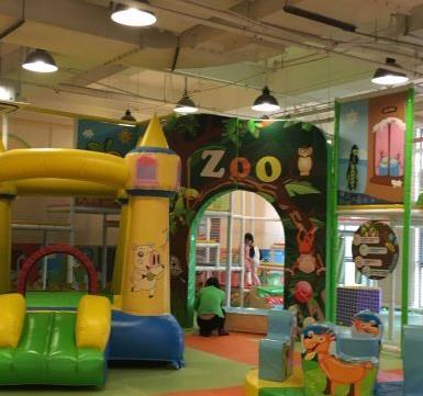 乐乐派儿童室内游乐场加盟