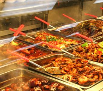 食尚客中式快餐連鎖菜堂