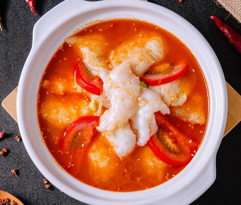 湘口福酸菜鱼番茄味