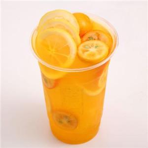 鲜果鲜茶柠檬茶